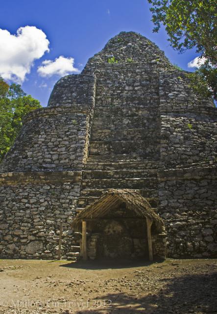 Travelling Vicariously; The Mayan ruin at Cobá in the Mexican Riviera Maya Iain Mallory-300-11 coba_mexico