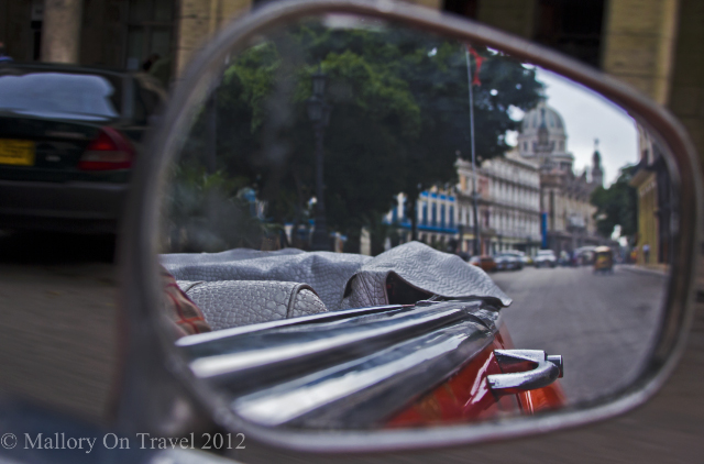 Cruising the streets of Havana capital city of the Caribbean island of Cuba on Mallory on Travel, adventure, adventure travel, photography Iain Mallory-300-114 cuban_car