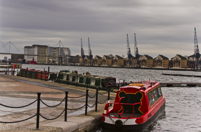 The Greenwich side of the River Thames in London before taking the Emirates Air Line the cable car system which links to the Royal Docks on Mallory on Travel, adventure, adventure travel, photography Iain Mallory-300-79 london