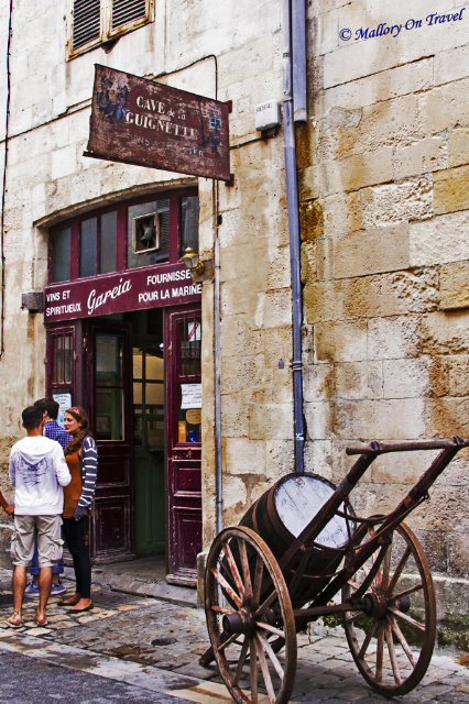 A bar in La Rochelle in Charente-Maritime region of France  on Mallory on Travel, adventure, adventure travel, photography Iain_Mallory_056800