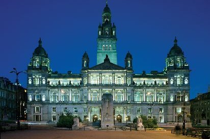 City Chambers of Glasgow of of Culture Marketing Bureau, Visit Scotland tourism on Mallory on Travel, adventure, adventure travel, photography