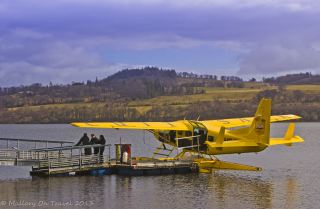 Loch Lomond seaplanes at the Cameron House hotel, Loch Lomond in Glasgow, Scotland on Mallory on Travel, adventure, adventure travel, photography Iain Mallory-300-11 lomond_seaplane