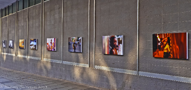 Contemporary art exhibiit on the streets of the Maboneng precinct of Johannesburg, South Africa on Mallory on Travel, adventure, adventure travel, photography Iain Mallory-300-42