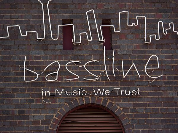 The Bassline jazz club, a Johannesburg institution. South Africa on Mallory on Travel, adventure, adventure travel, photography