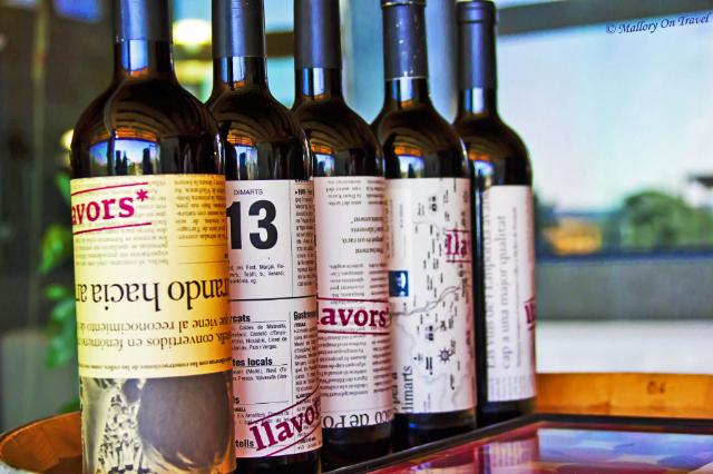 Wine from a Catalonian vineyard, Spain on Mallory on Travel, adventure, adventure travel, photography Iain_Mallory_03909-2-1