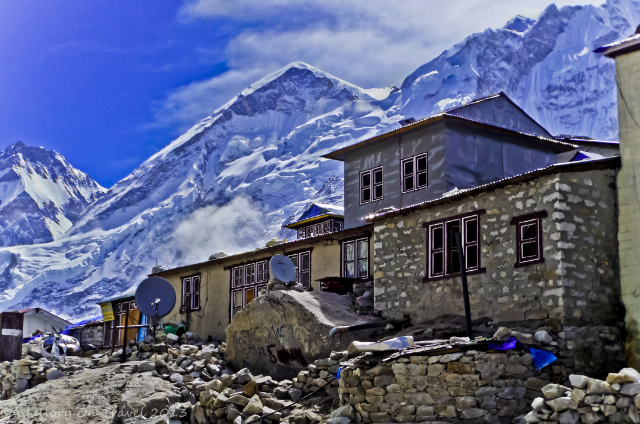Mount Everest base camp and Gorak Shep, in Nepal, the Himalaya  adventure, adventure travel, photography on Mallory on Travel