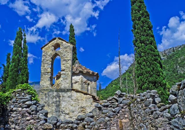 Moni Lykaki in the Viros Gorge near Kardamili in the Peloponnese, Greece on Mallory on Travel adventure, adventure travel, photography Iain Mallory-300-19
