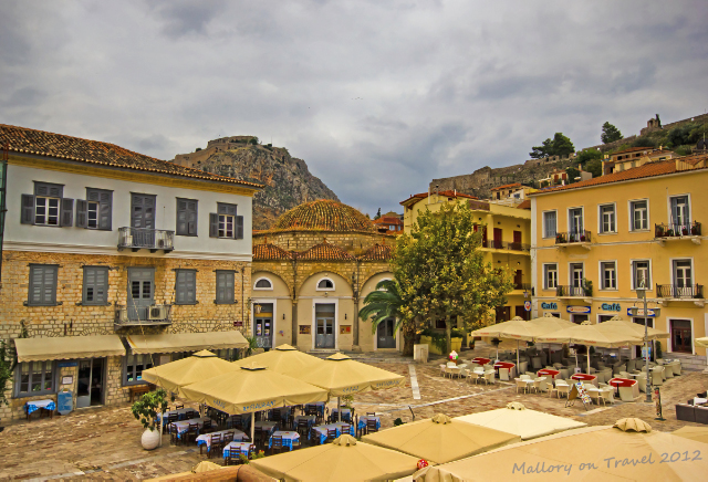 Cafe culture in Nafplio, the Peloponnese Greece adventure, adventure travel, photography on Mallory on Travel Iain_Mallory_05574