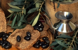 Bread and olives, traditional cuisine of the Peloponnese Greece adventure, adventure travel, photography on Mallory on Travel adventure, adventure travel, photography on Mallory on Travel