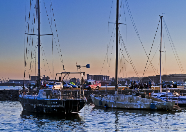 Yachts in the harbour of Durban in the KwaZulu-Natal, South Africa on Mallory on Travel adventure, adventure travel, photography Iain Mallory-300-3-1