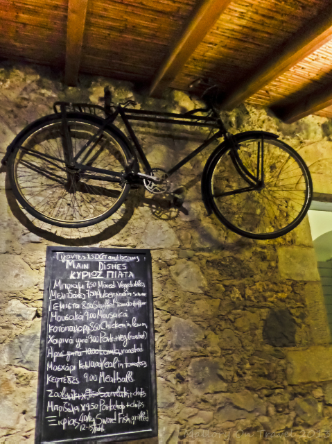 Lela's Taverna in Kardamili on the Peloponnese Peninisula, Greece Iain Mallory-300-30_greek_taverna
