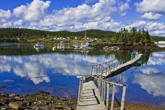 Boardwalk in  Blacks Harbour, in the Bay of Fundy, New Brunswick, Canada on Mallory on Travel adventure, adventure travel, photography Iain Mallory-300-32_blacks_harbour