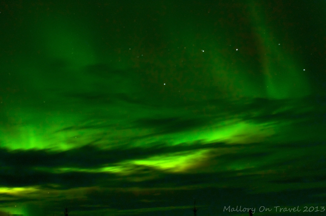 The Northern Lights or Aurora Borealis on Hudson Bay, Manitoba in Canada on Mallory on Travel adventure, adventure travel, photography Iain Mallory-300-56_aurora