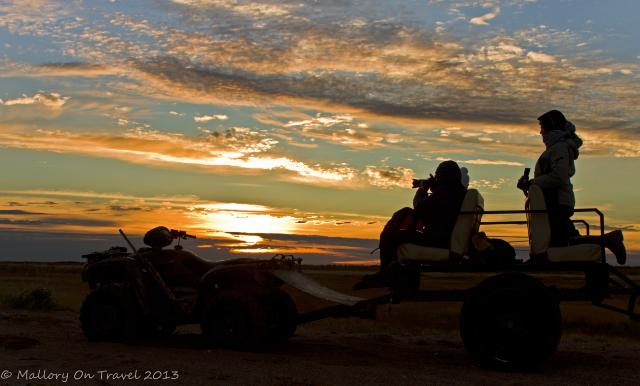 Sunrise on Hudson Bay, Manitoba, Canada on Mallory on Travel adventure, adventure travel, photography Iain Mallory-300-78_manitoba_sunrise