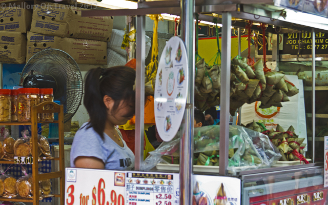 Street food vendor in Chinatown, Singapore on Mallory on Travel adventure, adventure travel, photography Iain Mallory-300-25_chinatown