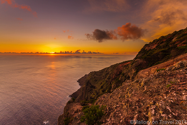 Sunrise at SW Point on the South Atlantic island of St Helena on Mallory on Travel adventure, adventure travel, photography Iain Mallory-102 atlantic_sunrise