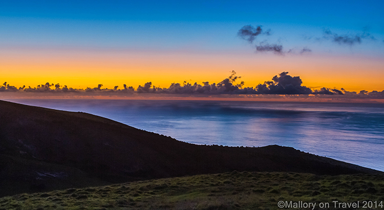 Sunset at SW Point on the South Atlantic island of St Helena on Mallory on Travel adventure, adventure travel, photography Iain Mallory-111 atlantic_sunrise