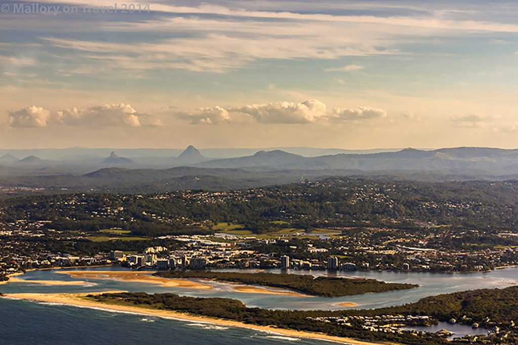 Aerial views of the Gold Coast, Queensland in Australia on Mallory on Travel adventure, adventure travel, photography Iain Mallory-300-448 aerial_queensland