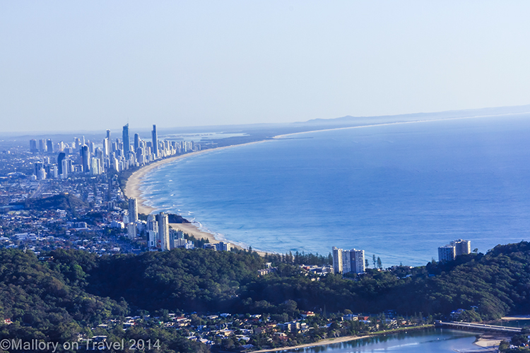 Aerial views of Surfer's Paradise the Gold Coast, Queensland in Australia on Mallory on Travel adventure, adventure travel, photography Iain Mallory-300-437 surfers_paradise
