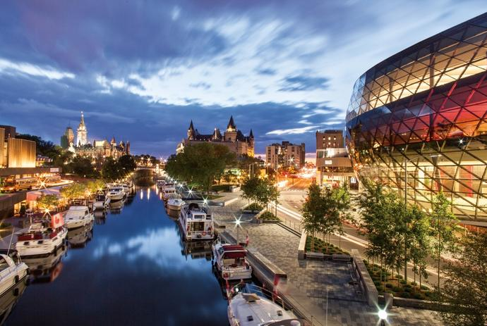 Coast to coast in Canada, the country's capital, Ottawa Home of Adventure, travel, photography - Mallory On Travel