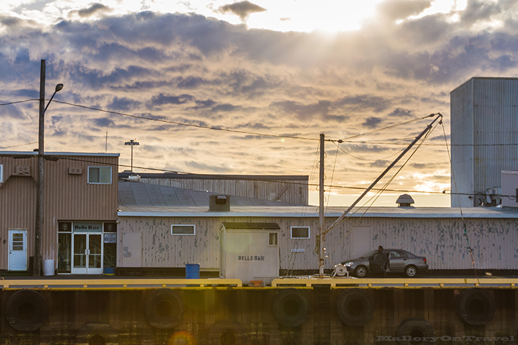 Caraquet harbour on the north Atlantic coast of New Brunswick, Canada on Mallory on Travel adventure, adventure travel, photography Iain Mallory-183 caraquet_harbour