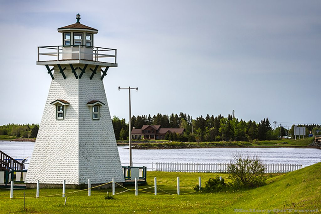 A riverside lighthouse in New Brunswick, Canada on Mallory on Travel adventure, adventure travel, photography Iain Mallory-2 lighthouse