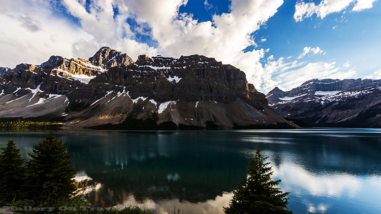 The Icefields Parkway from Banff to Jasper, lined with the Canadian Rockies in Alberta, Canada on Mallory on Travel adventure, adventure travel, photography Iain Mallory-315 icefields_parkway