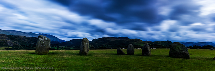 Castlerigg stone circle near Keswick, in the English Lake District, Cumbria, England on Mallory on Travel adventure, adventure travel, photography Iain_Mallory_Cas1401739 castlerigg