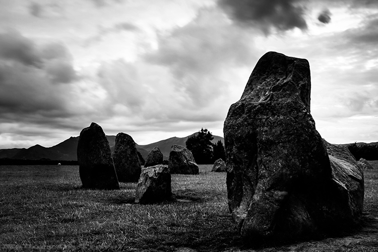 Castlerigg stone circle near Keswick, in the English Lake District, Cumbria, England on Mallory on Travel adventure, adventure travel, photography Iain_Mallory_Cas1401729 castlerigg