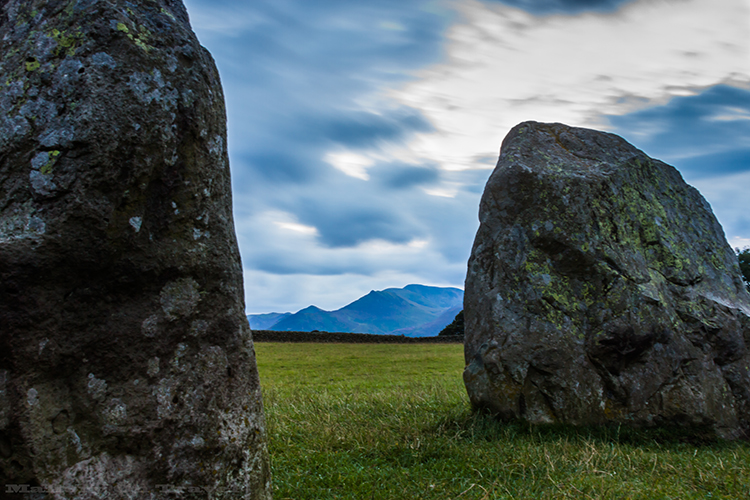 Castlerigg stone circle near Keswick, in the English Lake District, Cumbria, England on Mallory on Travel adventure, adventure travel, photography Iain_Mallory_Cas1401733 castlerigg