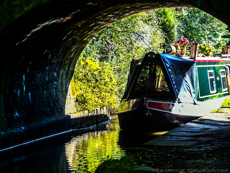 Narrow boats are regular traffic on the Macclesfield canal in Cheshire, England on Mallory on Travel adventure, adventure travel Iain_Mallory_Canal1401842 narrow_boat.jpg