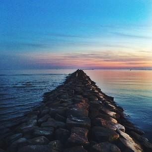 The Baltic coast of Estonia on Mallory on Travel adventure, adventure travel, photography