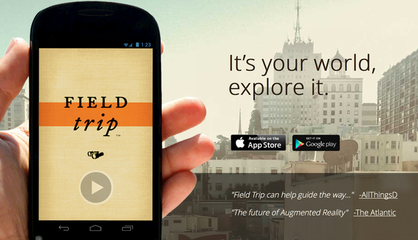 Google Field Trip, travel suggestions app  on Mallory on Travel adventure, adventure travel, photography