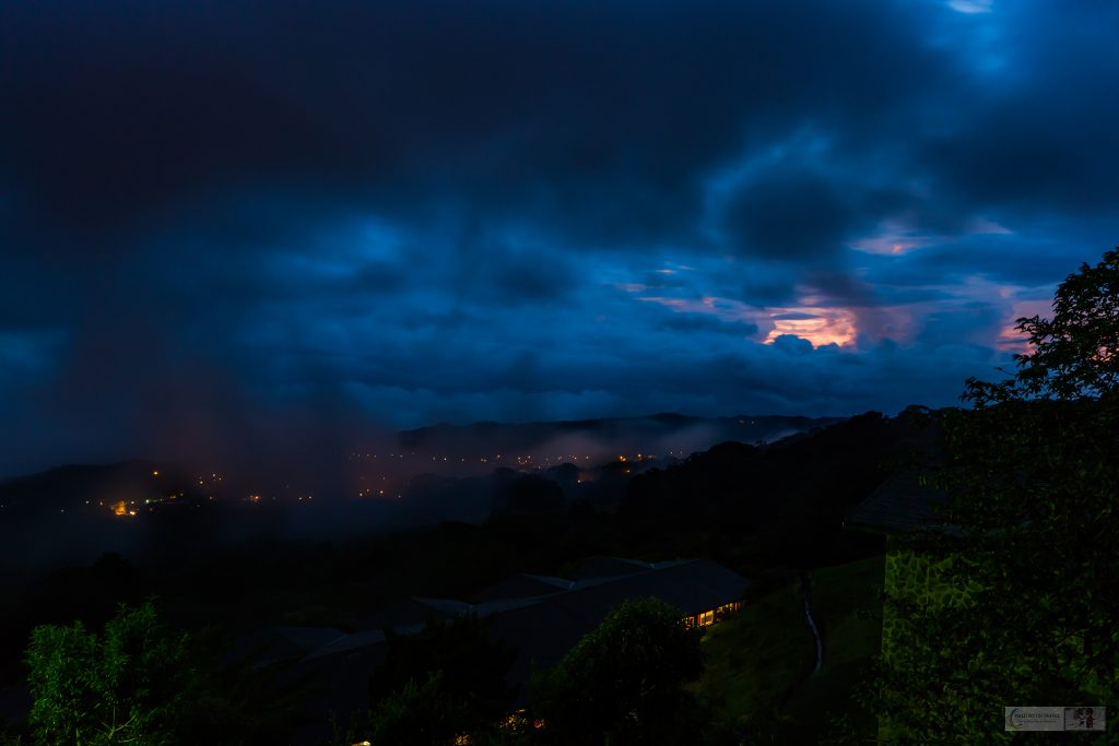 The night sky in the cloudforests of Monteverde in Costa Rica on Mallory on Travel adventure, adventure travel, photography Iain Mallory_CostaRica 001-33 cloudforest