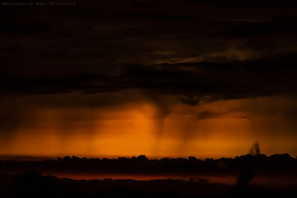 Storm watching; A distant storm. with sheet lightning over the cloudforests of Monteverde in Costa Rica on Mallory on Travel adventure, adventure travel, photography Iain Mallory_9056 tropical_storm