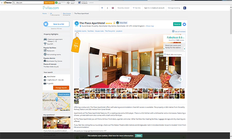 Detailed property descriptions on Villas.com on Mallory on Travel adventure, adventure travel, photography