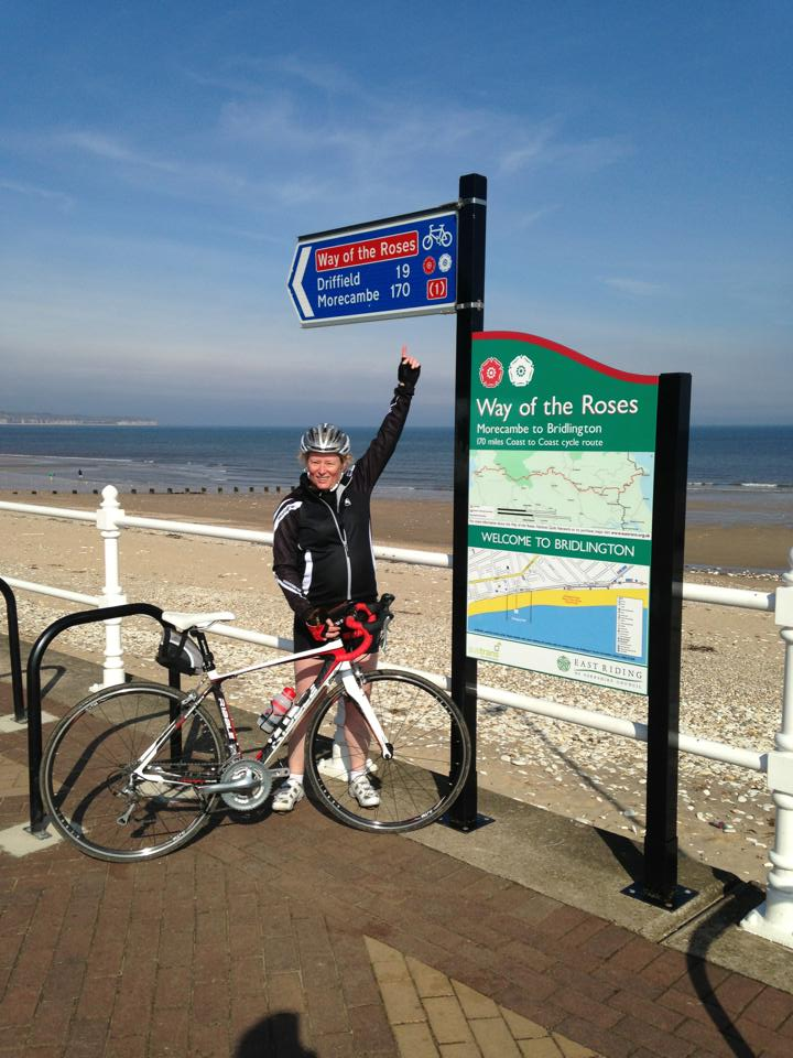 Alison Bailey 170 Miles Coast to Coast on Mallory on Travel adventure, adventure travel, photography