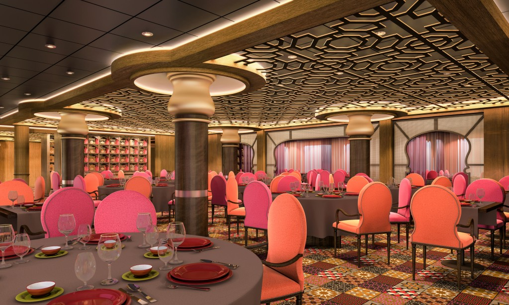 Royal Caribbean introduces a quality dining experience on its newest and most technologically advanced cruise ship Anthem of the Seas on Mallory on Travel adventure, adventure travel, photography