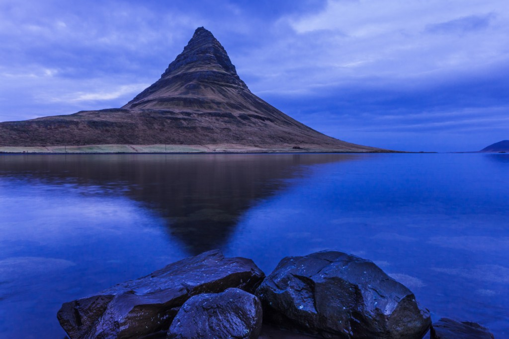 Destinations; Kirkjufell (Icelandic: Church mountain) is a 463m[1] high mountain on the north coast of Iceland's Snæfellsnes peninsula, near the town of Grundarfjörður on Mallory on Travel adventure, adventure travel, photography Iain Mallory-300-18