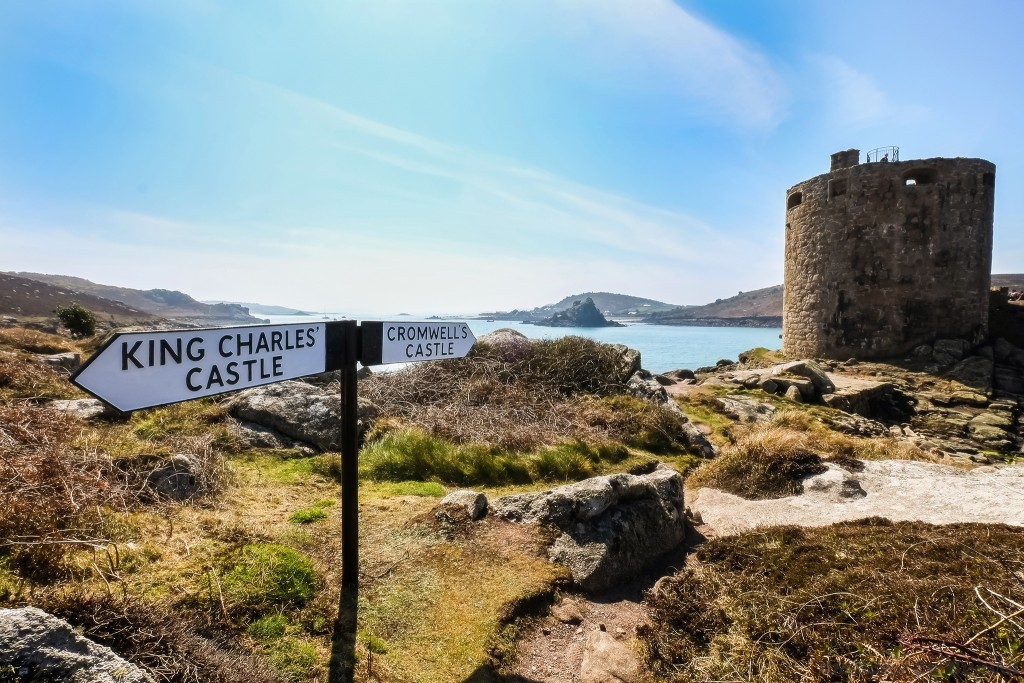 Cromwell's Castle on Tresco in the Scilly Isles on Mallory on Travel adventure travel, photography, travel Scilly Isles-207
