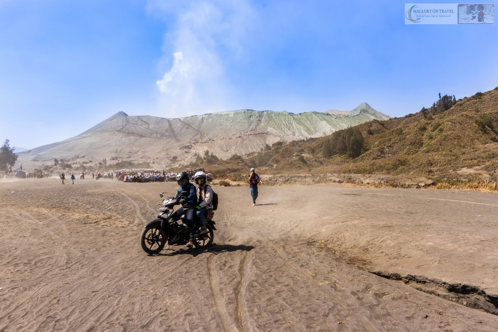 Motorcycle taxi tour on Mount Bromo in the Tennger massif of East Java, Indonesia on Mallory on Travel adventure travel, photography, travel Iain_Mallory_Indo15684