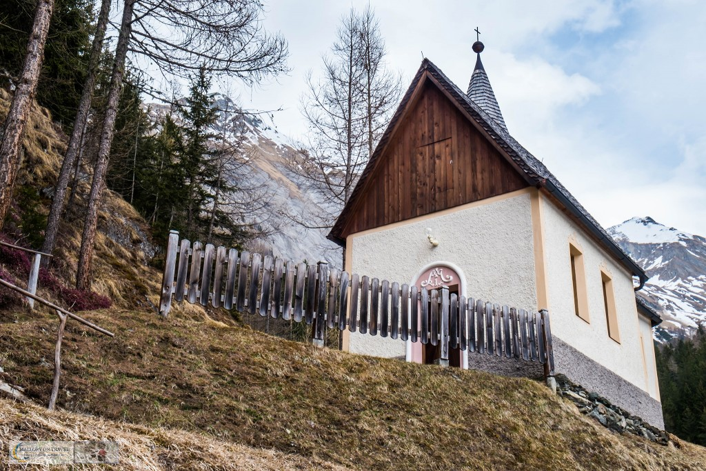 A small chapel in the Village of Kals home of MoaAlm in the Hohe Tauern National Park, in the east Tirol, Austrian Alps on Mallory on Travel adventure travel, photography, travel Iain_Mallory_Austria (11 of 118) MoaAlm