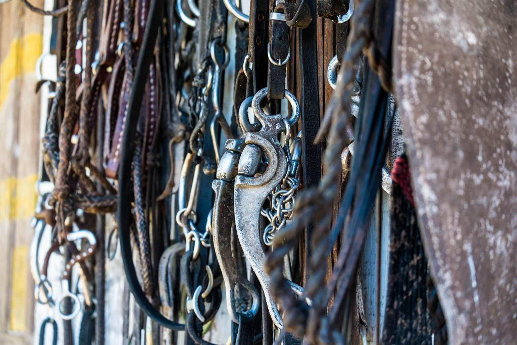 The paraphernalia of cowboy culture, stables at the Araras ecolodge in the wetlands of the Pantanal, Mato Grosso region of Brazil on Mallory on Travel adventure travel, photography, travel Iain_Mallory_Patanal-4333
