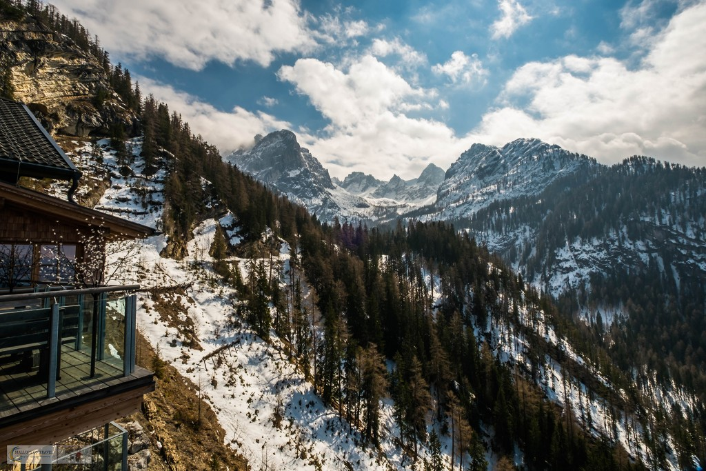 Restuarant in the Dolomites above the town of Lienz in the Hohe Tauern National Park, in the east Tirol, Austrian Alps on Mallory on Travel adventure travel, photography, travel Iain_Mallory_Austria 2936 MoaAlm