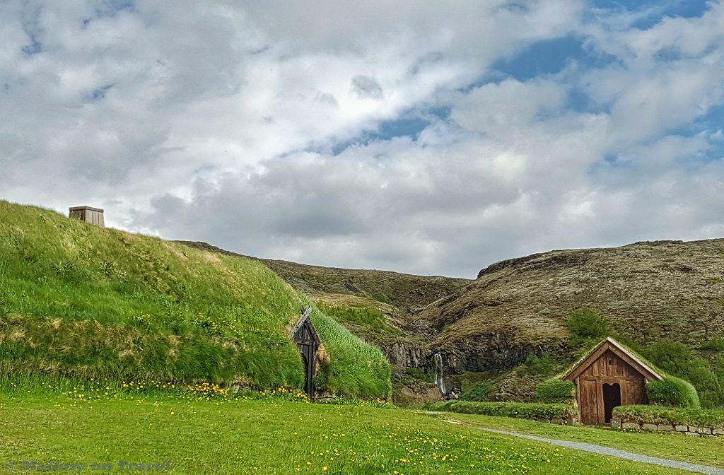 Lost Luggage Challenge; An Icelandic turf house near Reylkjavik on Mallory on Travel adventure travel, photography, travel Iain Mallory_Iceland0047-01