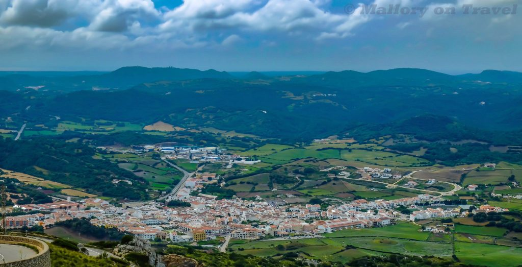 View from Monte Toro; highest point on Menorca in the Balearic Islands of Spain on Mallory on Travel adventure travel, photography, travel Iain Mallory_Menorca3367