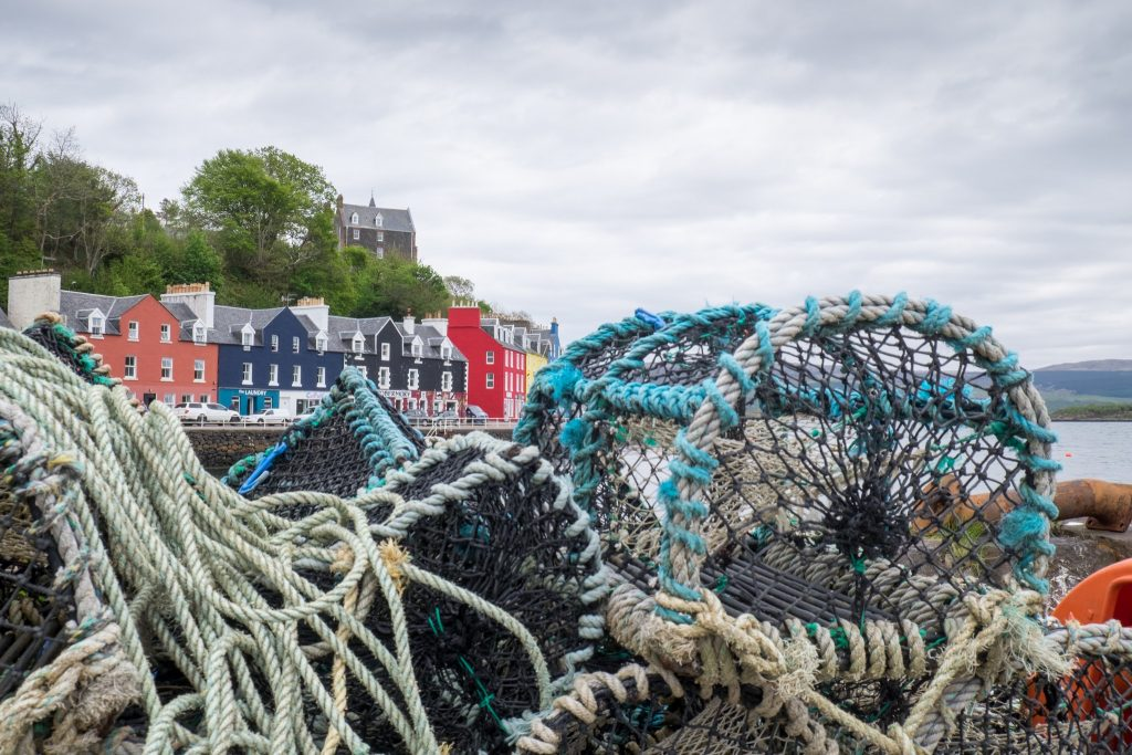 Colourful Tobermory on the Isle of Mull in the Highlands and Islands of Scotland on Mallory on Travel adventure travel, photography, travel Iain Mallory_Tobermory3637