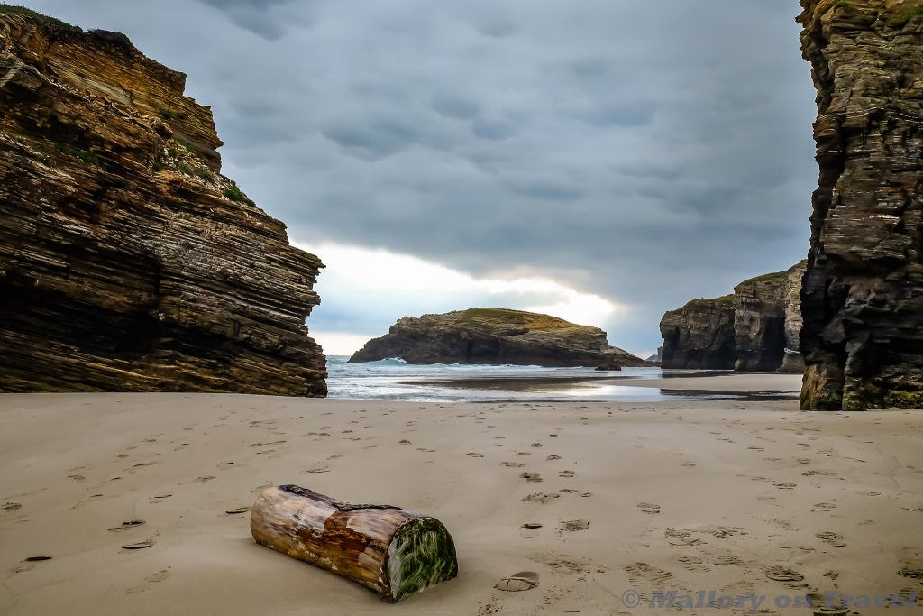 Beach of the Cathedrals off the Atlantic coast of Galicia in north west Spain on Mallory on Travel adventure travel, photography, travel Iain Mallory_Galicia7671