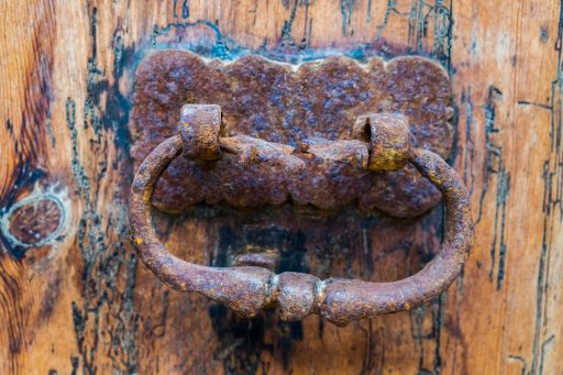 Door handle of a town house in Mahon, capital city of Menorca in the Balearic islands, Spain on Mallory on Travel adventure travel, photography, travel Iain_Mallory_Menorca-3106