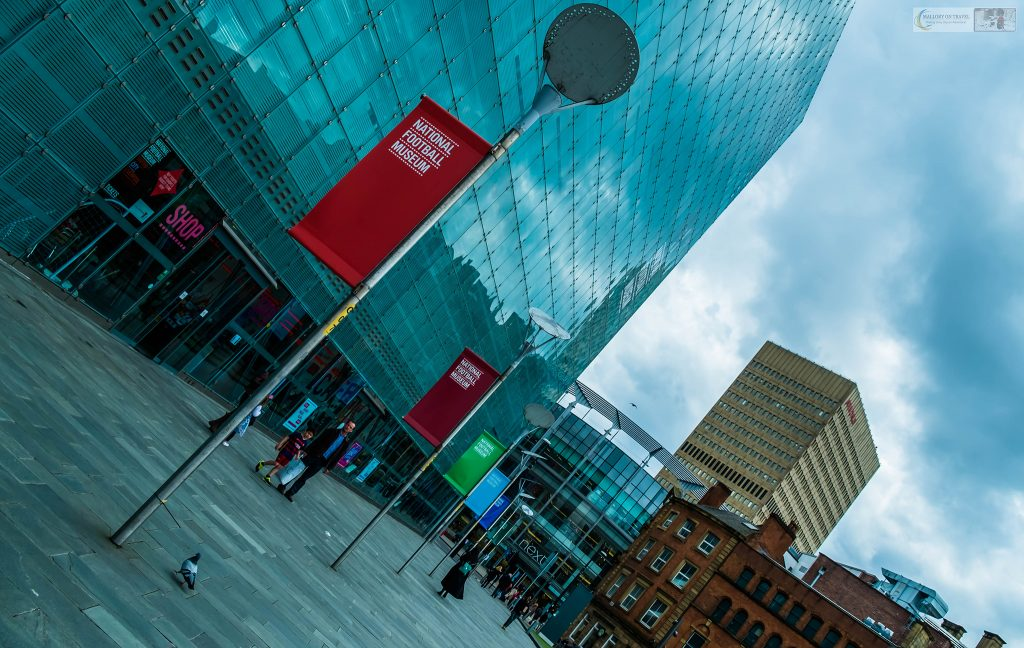 The National Football Museum, Manchester in north-west England on Mallory on Travel adventure travel, photography, travel Iain_Mallory_Manchester-3291